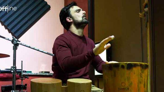 Intervista a Gerardo Palumbo percussionista degli OffLine