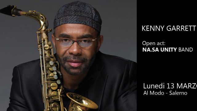 Kenny Garrett al Modo. Open Act Na.Sa. Unity Band